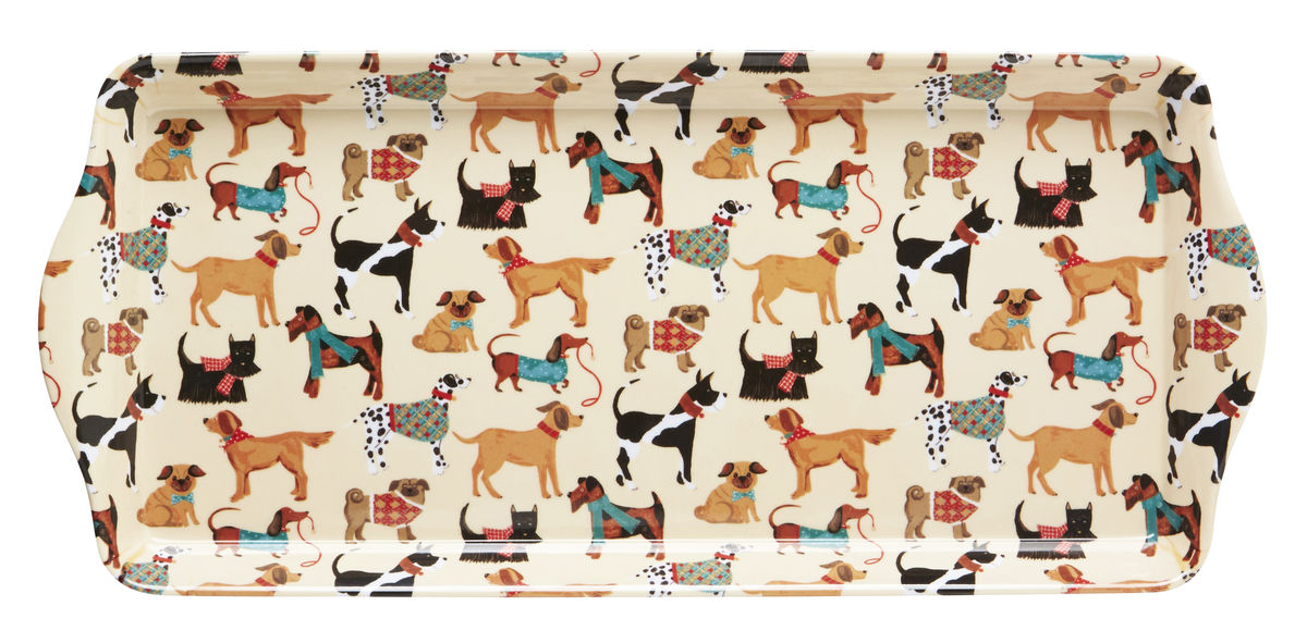 50% OFF Hound Dog Small tray by Ulster Weavers - product image