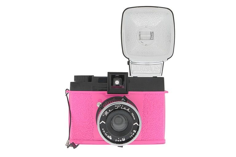 40% OFF Lomo Diana+ 120 Camera & Flash MR PINK - product images  of