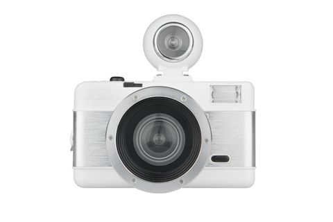 40%,OFF,Lomo,Fisheye,No.,2,Camera,WHITE,40% OFF Fisheye 2 camera lomo WHITE