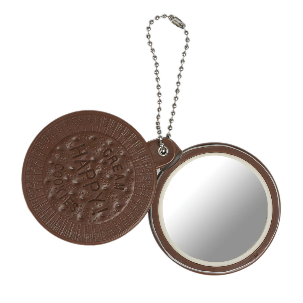 Chocolate Cookie Compact Mirror by Rex International - product images  of