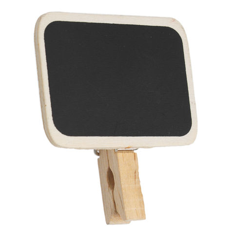 Mini,Blackboard,Peg,Place,Card,by,Rex,International,Mini Blackboard Peg Place Card by Rex International