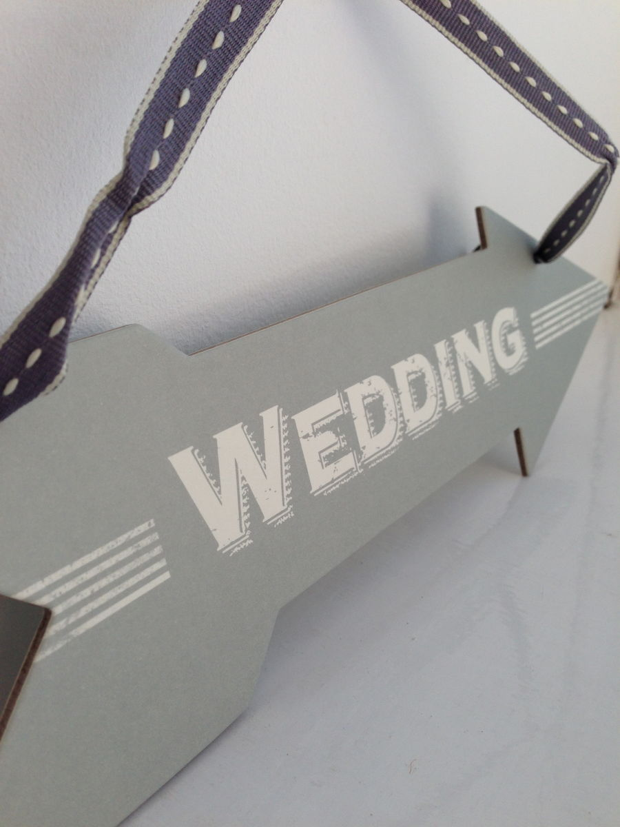 Grey Wedding Arrow by East of India - product images  of