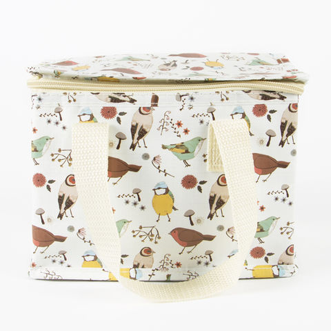British,Birds,Lunch,Bag,by,Sass,&,Belle,British Birds Lunch Bag by Sass & Belle