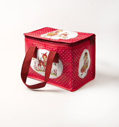 Heidi Polka Dot Lunch Bag by Sass & Belle - product images  of