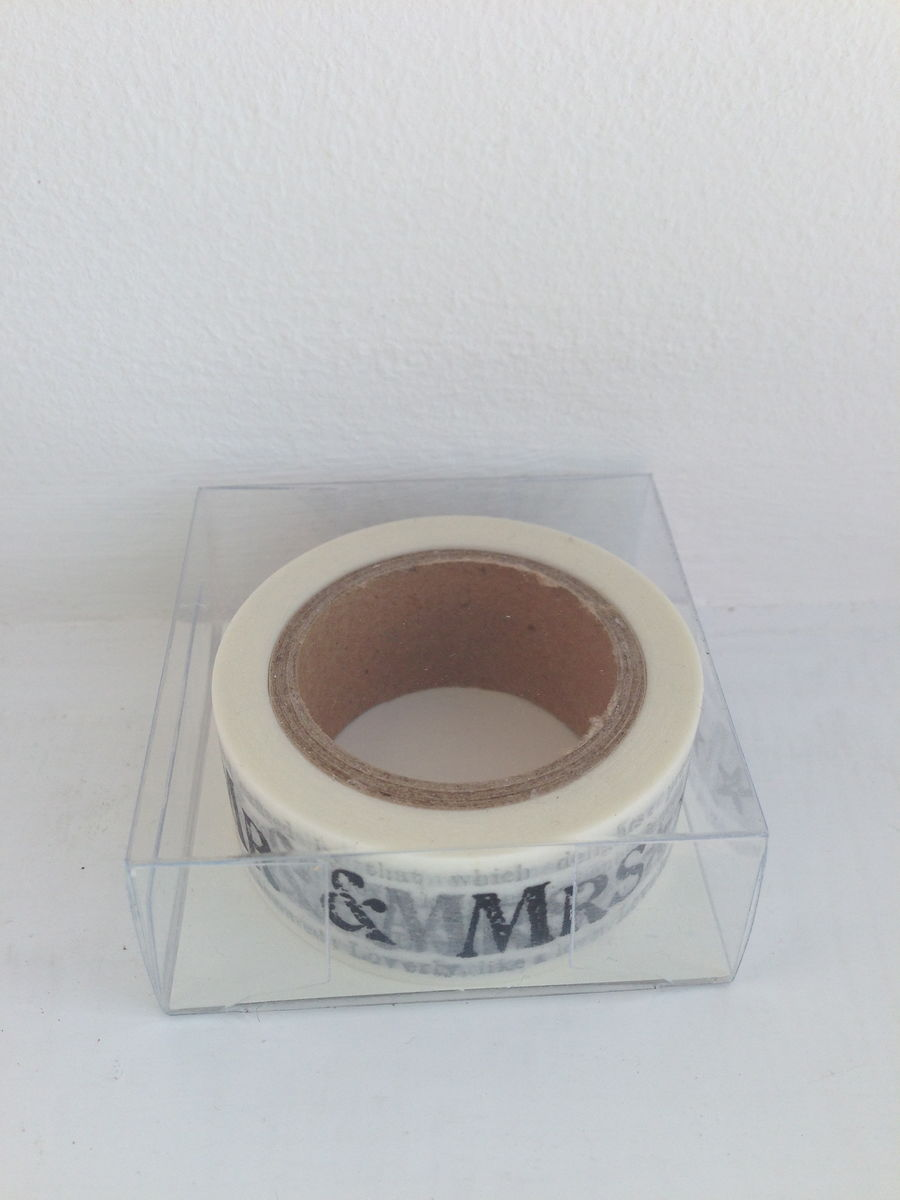 70% OFF MR & MRS paper tape by East Of India - product images  of