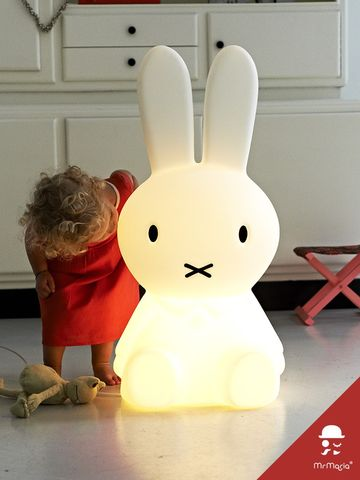 Miffy,XLARGE,Room,Lamp,by,Mr,Maria,Miffy XLARGE Room Lamp by Mr Maria