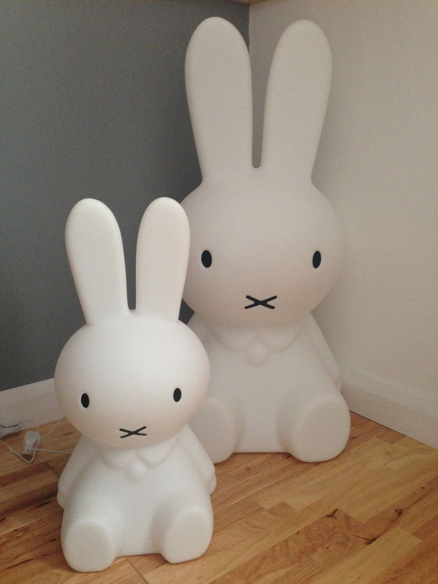 Miffy Small Room Lamp By Mr Maria The Distinguished