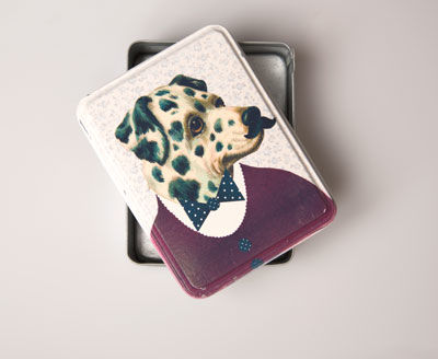 Dress Up Dog Tin by Sass & Belle - product images  of