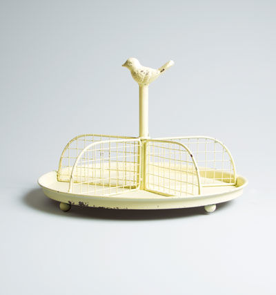 Bird Display Stand with Separators by Sass & Belle - product image
