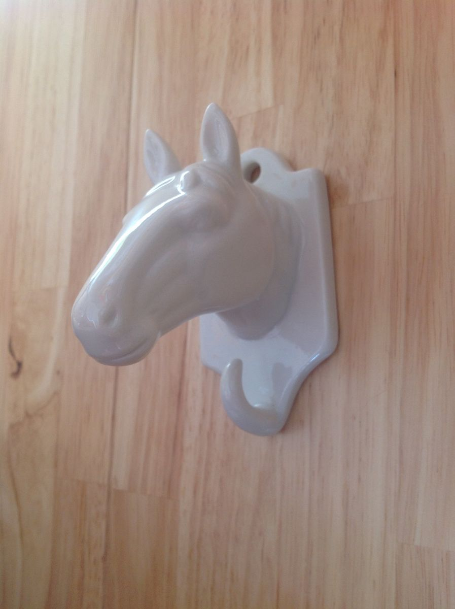 Ceramic Horse Hook by Sass & Belle - product images  of