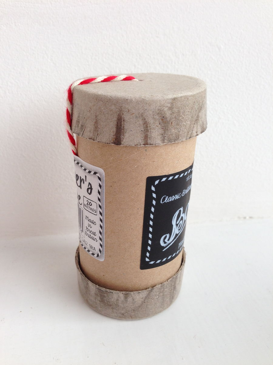 Cotton Bakers Twine 20 metre spool by Sting In the Tail - product images  of