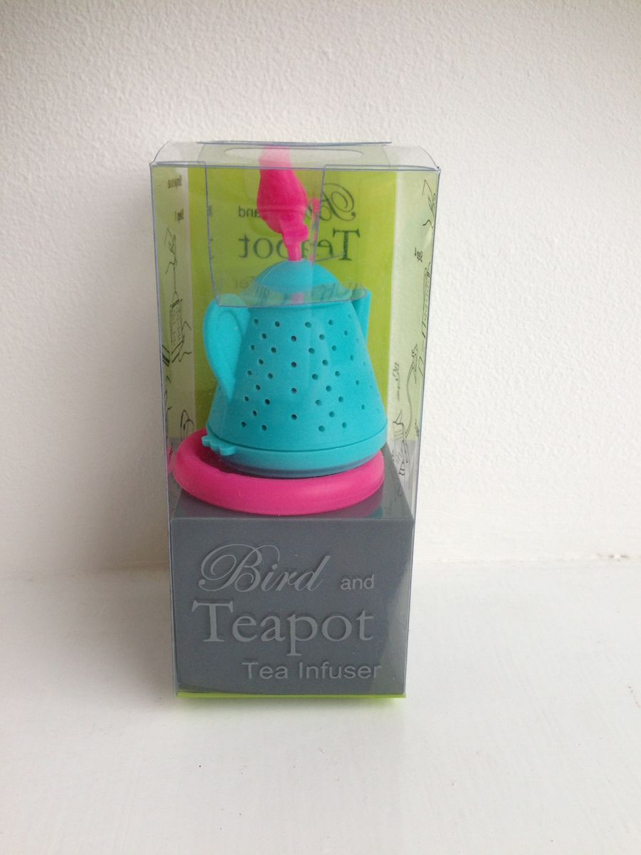 70% OFF Bird and Teapot Tea Infuser by Container Group - product images  of