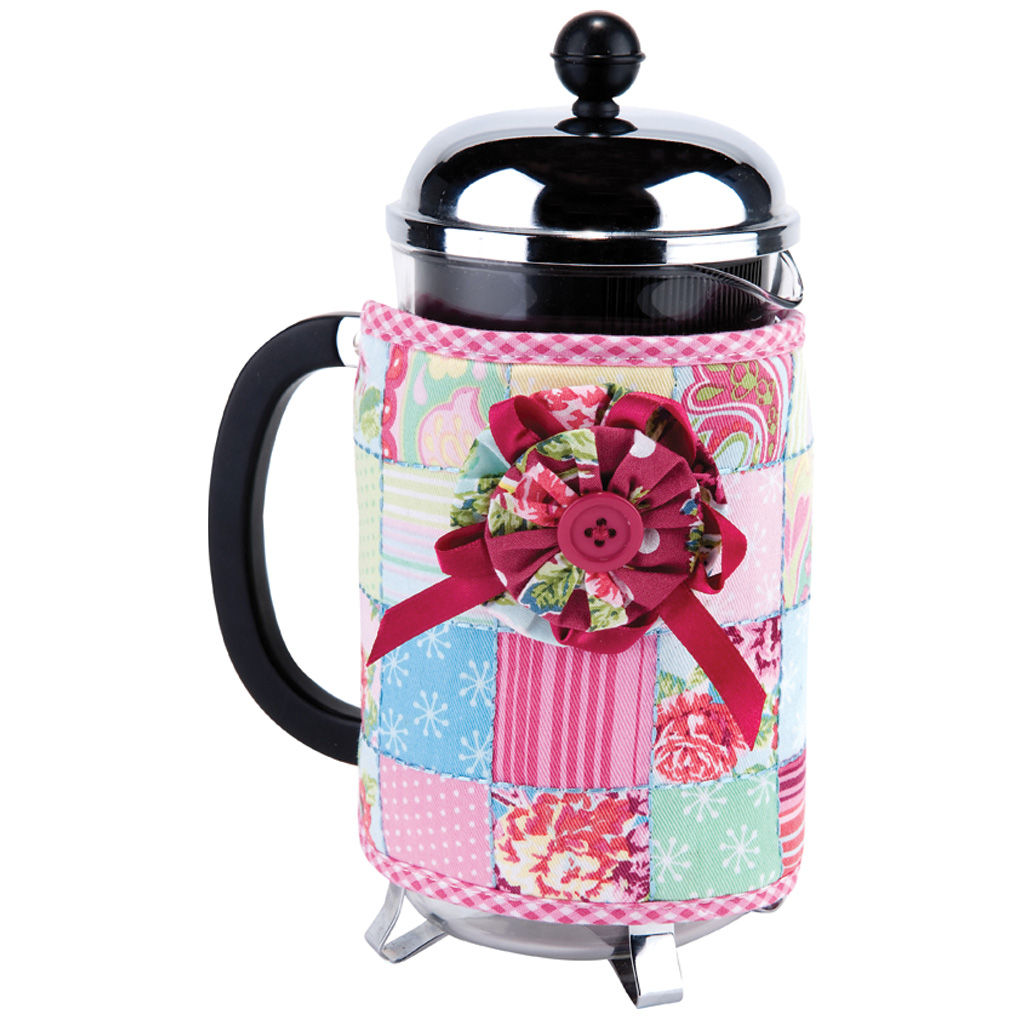 50% OFF Patchwork Cafetiere Cosy by Ulster Weavers - product image