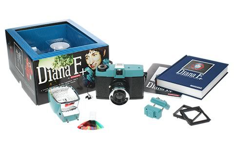 40% OFF Lomo Diana+ 120 Camera & Flash - product images  of