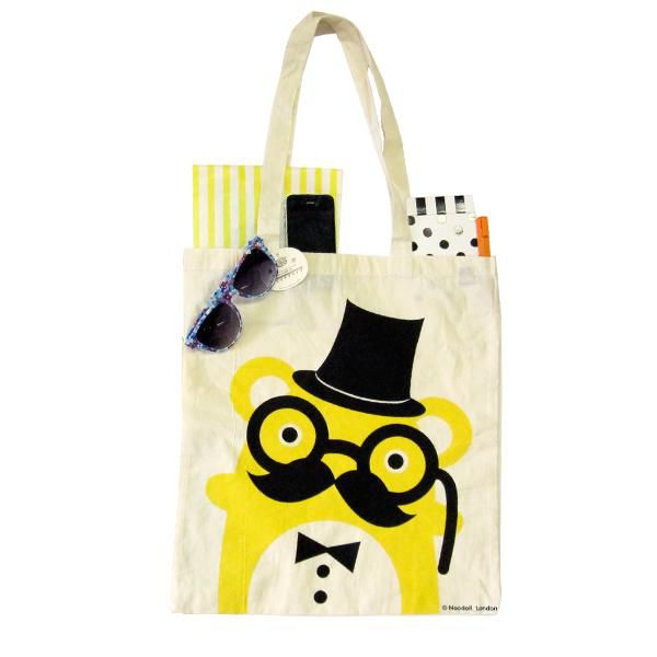 50% OFF Ricecracker Eco Tote Bag by Noodoll - product images  of