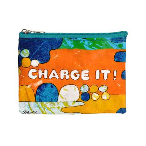 70%,OFF,Charge,It,Coin,Purse,by,Blue,Q,Charge It Coin Purse by Blue Q