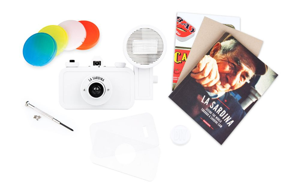 40% OFF LOMO- La Sardina & Flash DIY Edition - product images  of