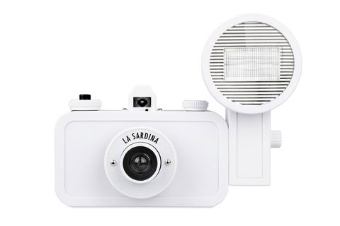 40%,OFF,LOMO-,La,Sardina,&,Flash,DIY,Edition,40% OFF LOMO- La Sardina & Flash DIY Edition