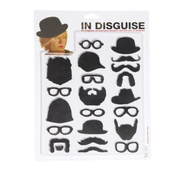 Photo Disguise Magnet set by Sass & Belle - product image