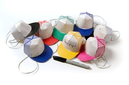 Awesome Party Hats by Cubic Products - product images  of