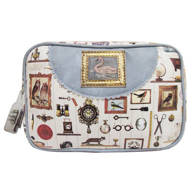70%,OFF,Granny's,Attic,Make,Up,Bag,by,Disaster,Designs,Granny's Attic Make Up Bag by Disaster Designs