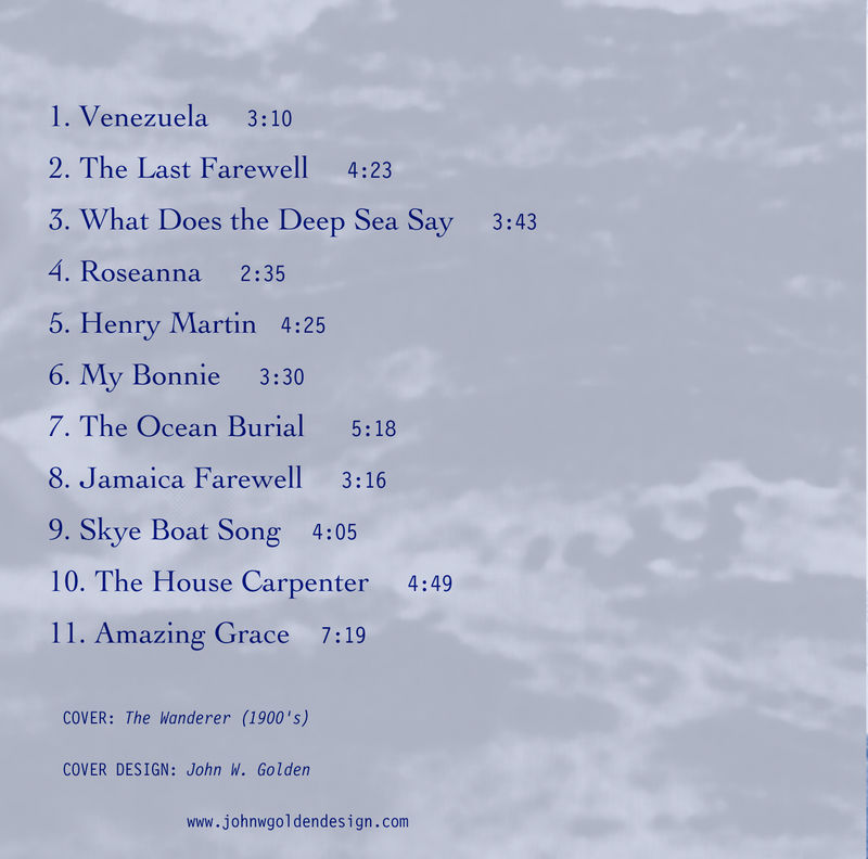 Shipwrecks & Sea Songs II CD - product images  of