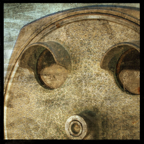Binoculars,8,in,x,Altered,Photograph,Art,Photography,Digital,surreal,texture,moody,binoculars,paper,ink