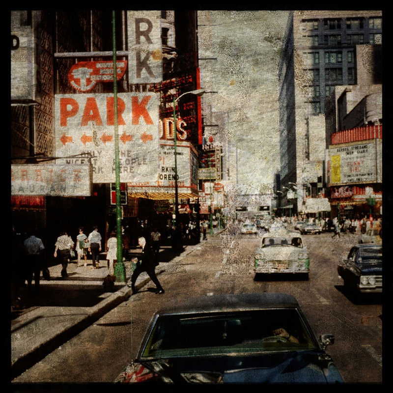 Chicago Photography - Chicago 68 - 8 in x 8 in Altered Photograph - product images