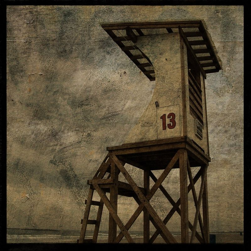 Stand 13 - 8 in x 8 in Altered Photograph - product images