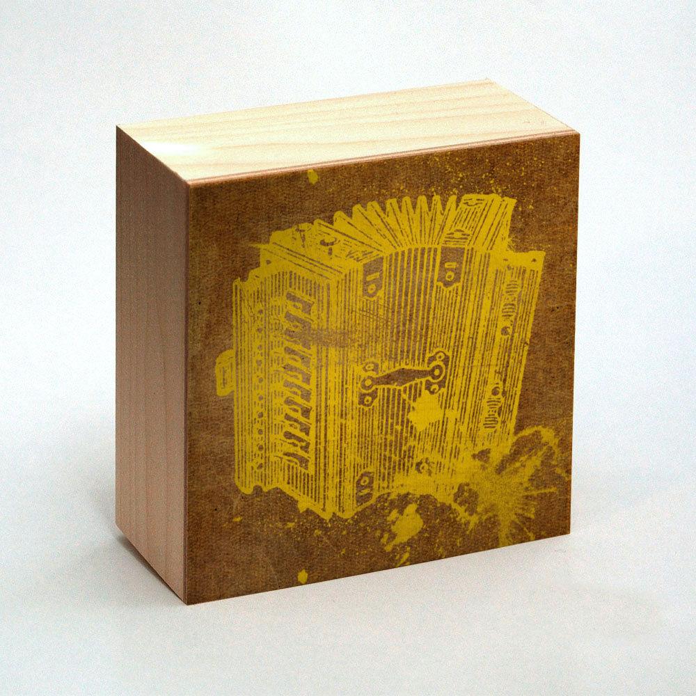 Accordion Art Print Box