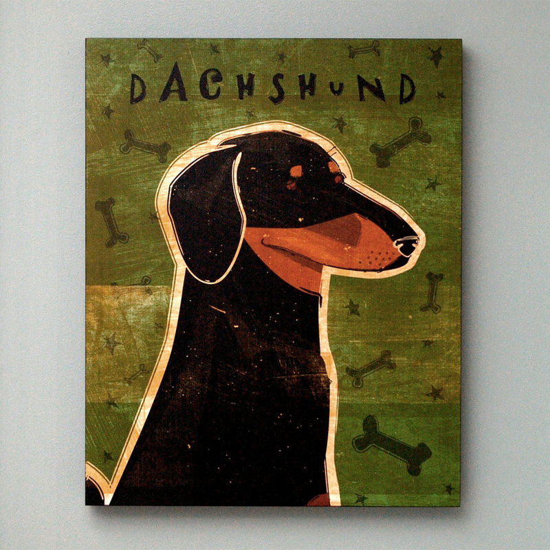 Dog Wall Art Box - Pick Your Pooch - 16 in x 20 in - product images  of