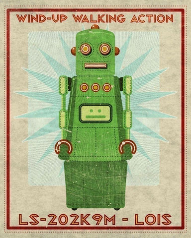 Robot,Print,Lois,Box,Art,16,in,x,20,Illustration,Digital,toddler,illustration,print,digital,please,john_w_golden,children,Robot_print,paper,computer