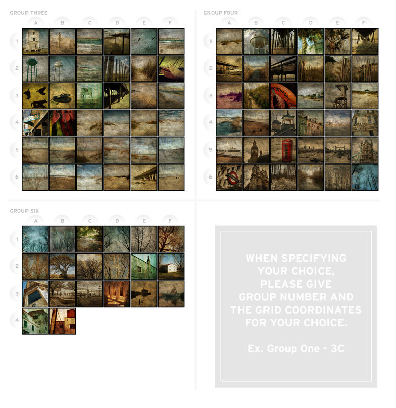 6 in x 6 in Wall Block - Your Choice of Print - product images  of