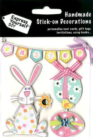 Easter,Bunny,Craft, Easter, Easter Bunny , Toppers