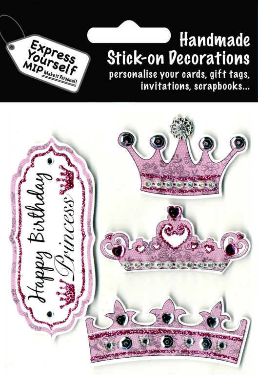 Princess With Crowns  - product images