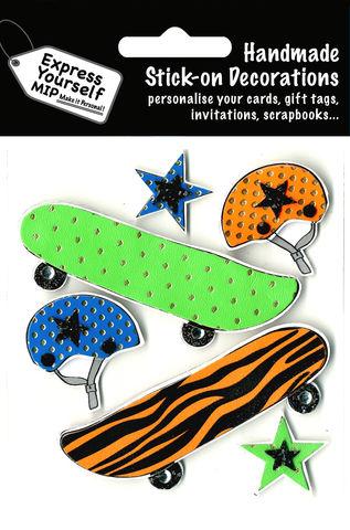 Toppers collection express yourself diy skateboardscraft sport skateboards helmet star gamestopper solutioingenieria Images
