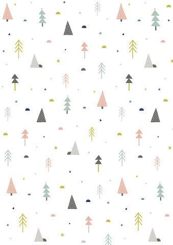 Printables,-,Multicolour,Trees,Paper chains, decorations, crackers, place cards, Christmas, Crafting, Template, Printables, Make Cards, Scrapbooking, Decorating, Background, Multicolour Trees