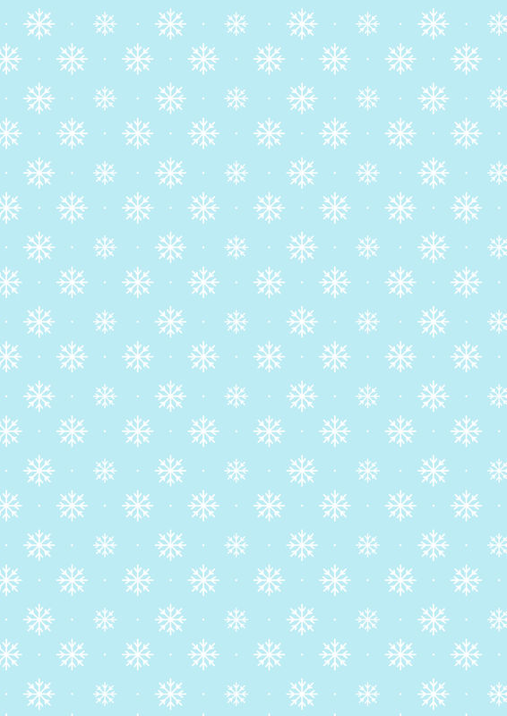 Printables - Snowflakes_BLUE - product images