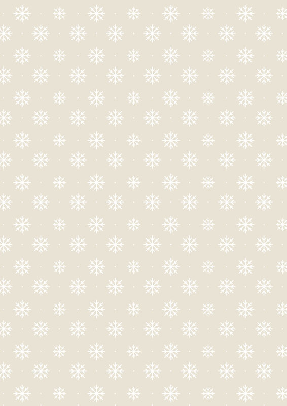 Printables - Snowflakes_CREAM - product images