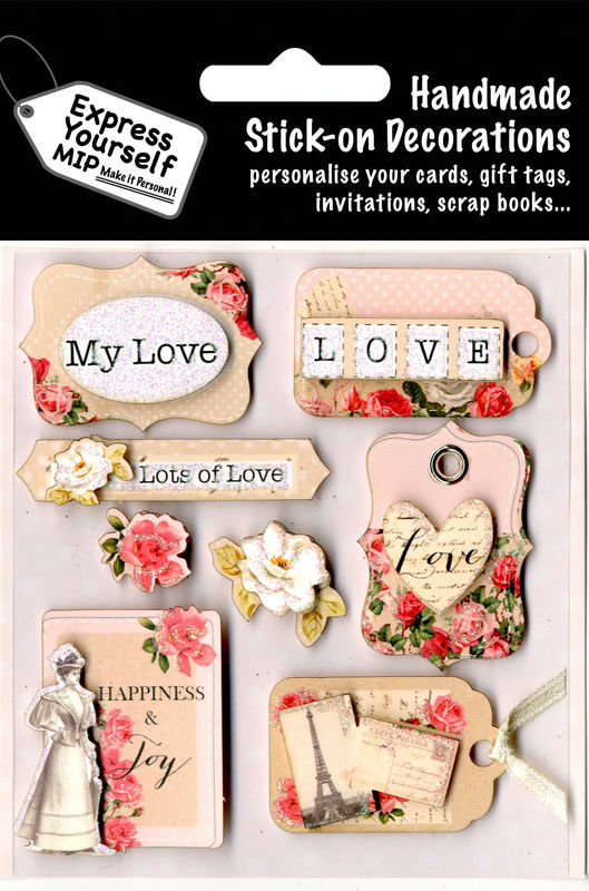 Love Tags - product images
