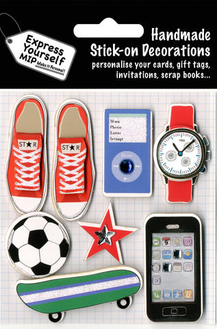Male,Fashion,Craft, Male Fashion, Watch, Shoes, Iphone, Football ,Skateboard, Star, Topper