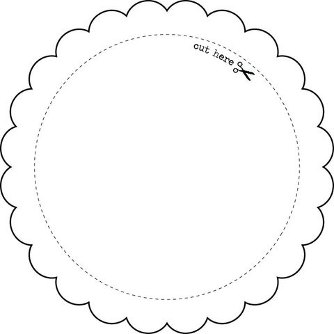 photograph about Printable Frame Template identified as Templates Printables Variety - Categorical By yourself Do it yourself