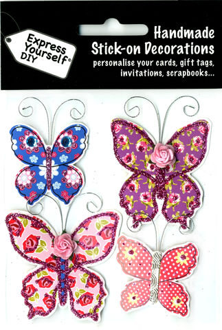 Butterflies,Craft, Butterflies
