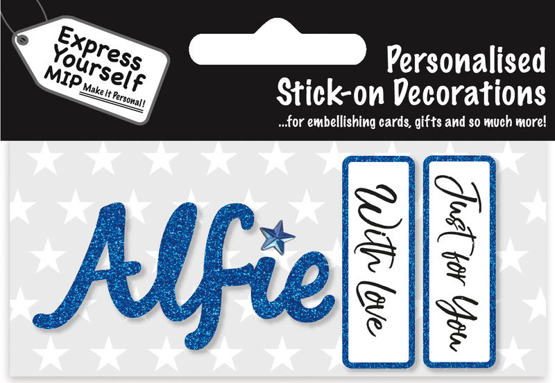 Sticker - Alfie - product images