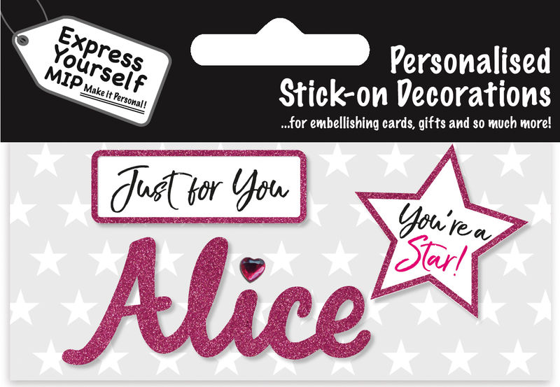 Sticker - Alice - product images