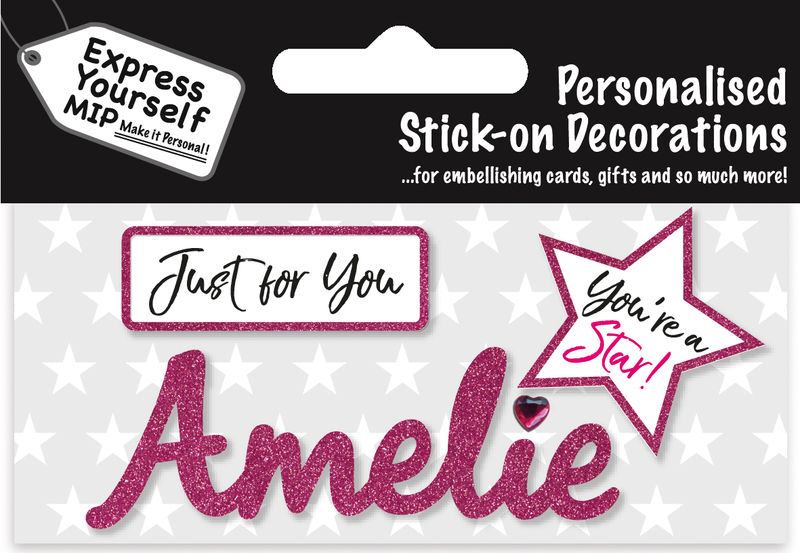 Sticker - Amelie - product images