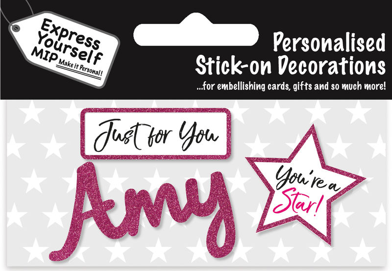 Sticker - Amy - product images