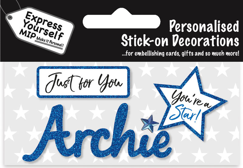 Sticker - Archie - product images