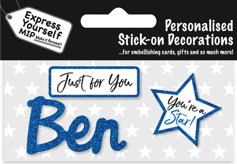 Sticker - Ben - product images