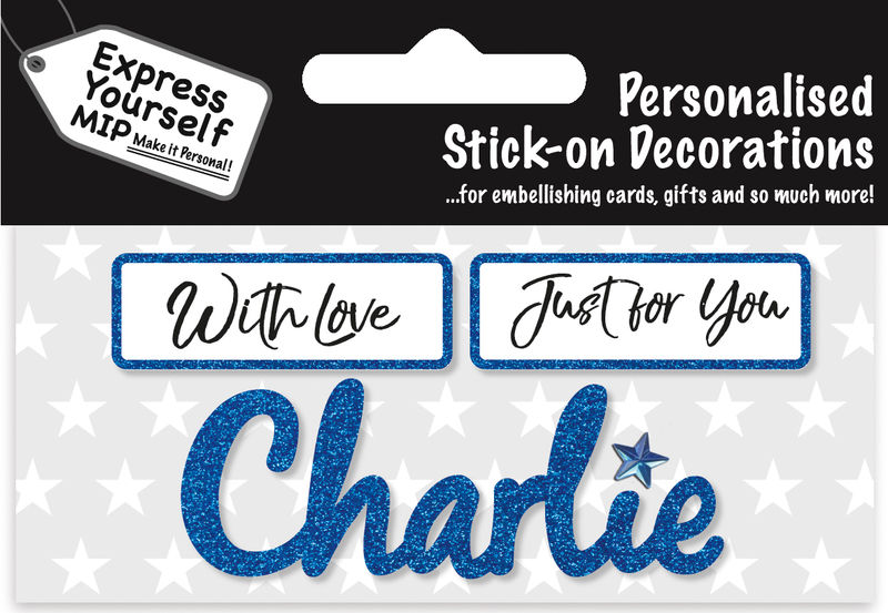 Sticker - Charlie - product images
